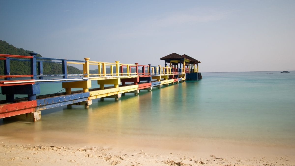 A Dream Getaway to the Perhentian Islands