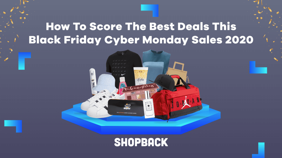 Top Tips To Score The Best Deals This Black Friday And Cyber Monday