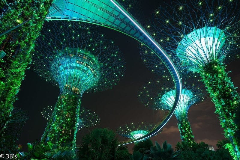 Gardens by the Bay , Singapore travel experiences
