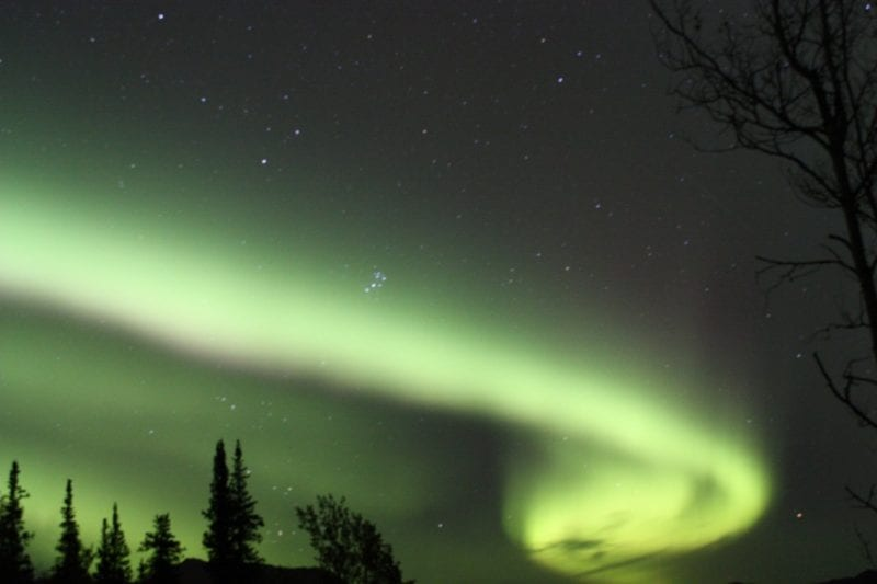 northern lights travel experiences
