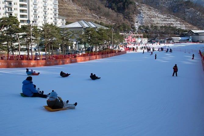 Elysian ski resort, seoul