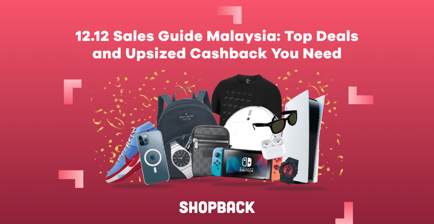 12.12 sales guide malaysia