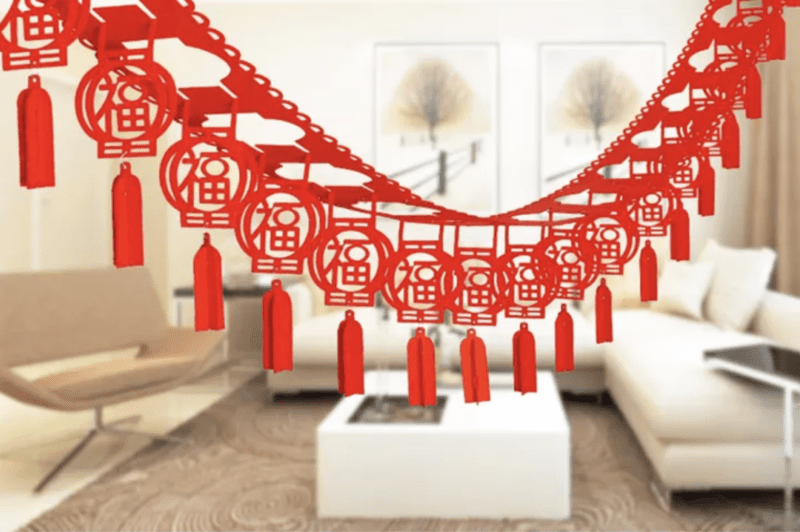 Chinese New Year Decorations To Welcome The Year Of The ...