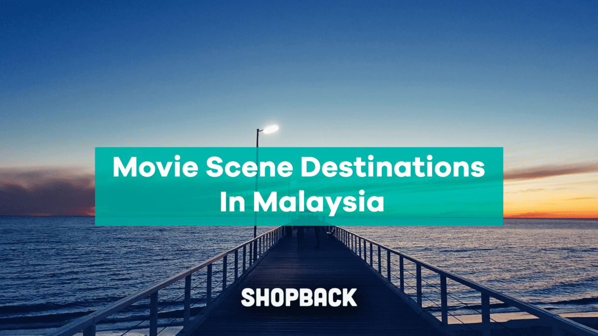 Scenic Views From Malaysia That Will Make You Feel Like You're In A Movie Scene