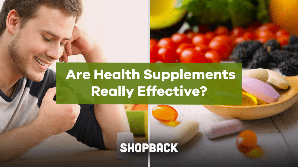 Are Health Supplements and Vitamins Really Effective for your body? Here's what you need to know about them.