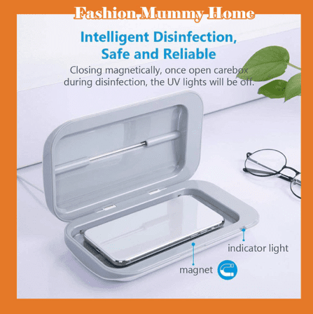 steriliser for phone, spectacles, watches and others