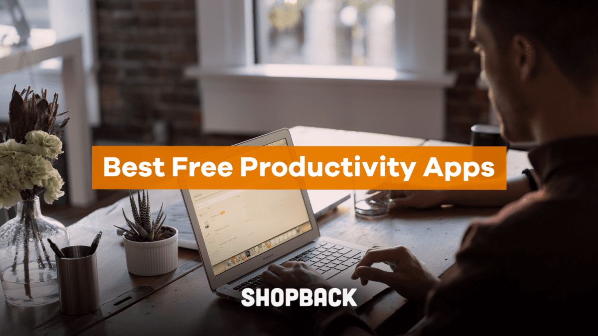 6 Free Productivity Apps To Get More Done As You Work From Home