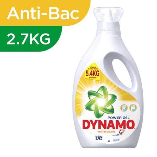 Dynamo Anti-bac Power Gel
