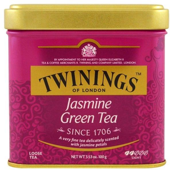 flower jasmine green tea for mother's day gift