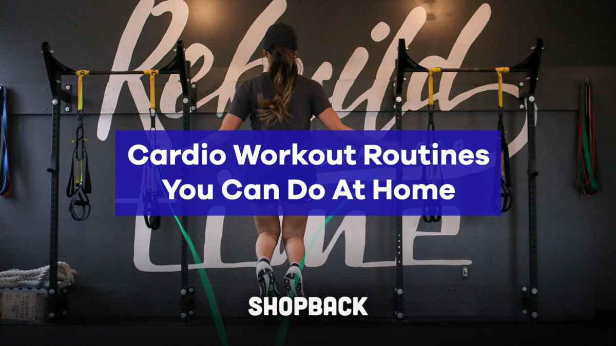 8 Cardio Workout Routines You Can Do At Home