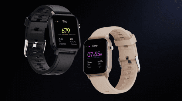 Waterproof fitness smartwatch