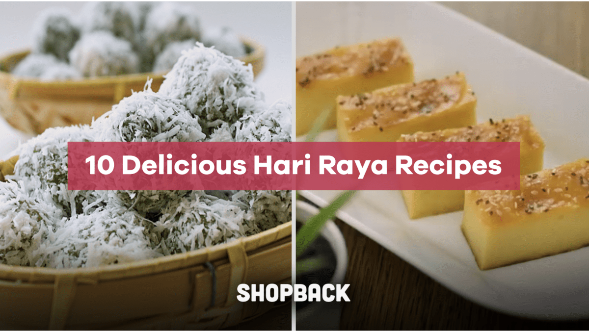 10 Super Delicious Raya Recipes You Can Make At Home