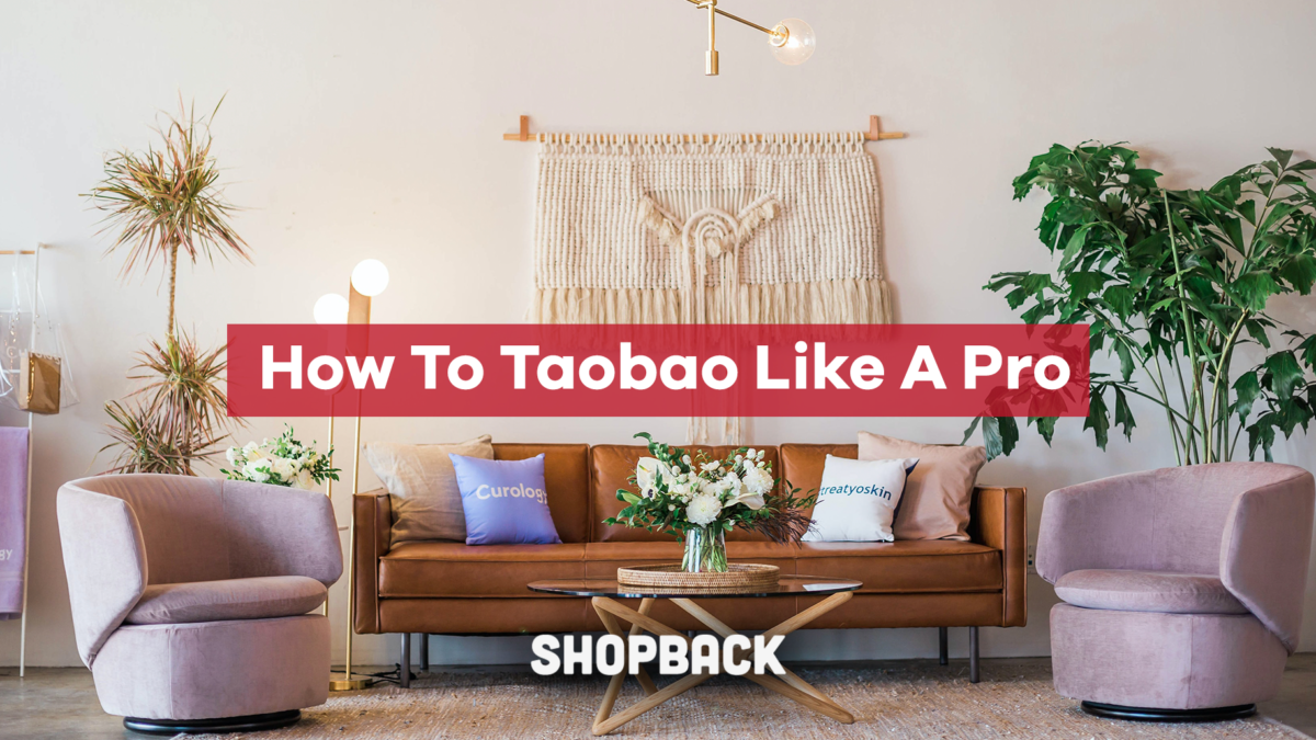 Ultimate Cheat Sheet: How To Taobao & Tmall Like A Pro!