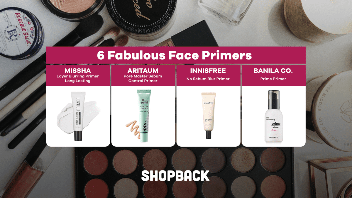 Top 6 Fabulous Face Primers You Have To Check Out On Althea