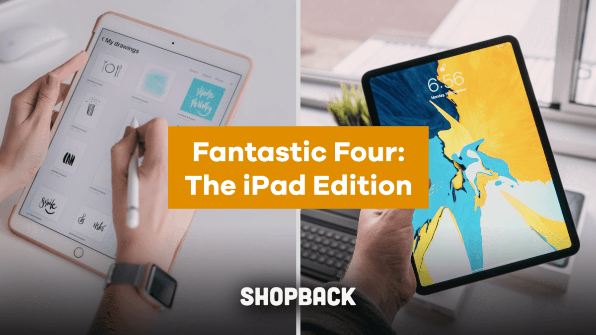 Ultimate Guide to the Apple iPad, Air, Mini, Pro – Which to buy?