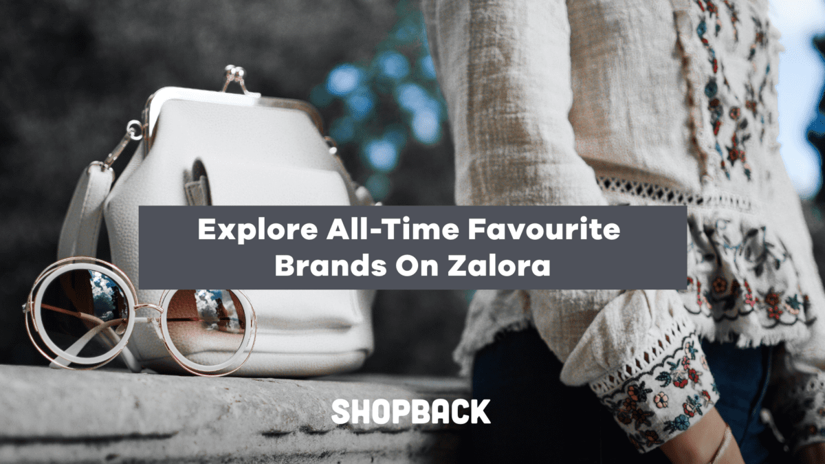 Explore All-Time Favourite Brands with Zalora This Black Friday Cyber Monday Sales