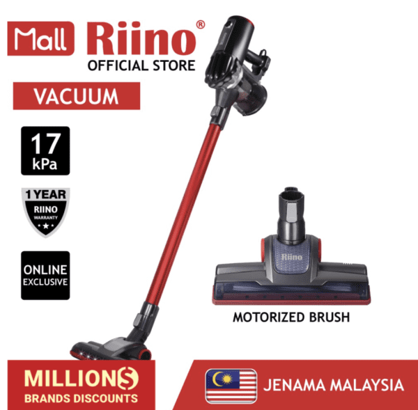 riino shopee super cyclone vacuum cleaner sale promotions