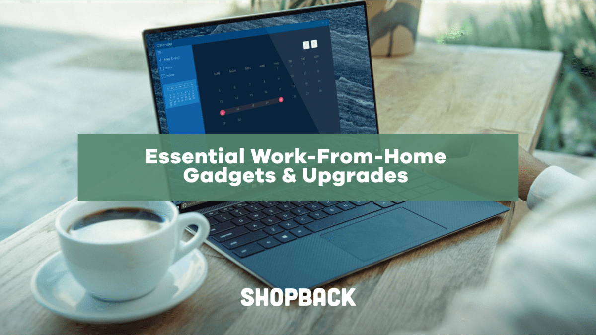 5 Essential Work-From-Home Gadgets & Upgrades To Make Life Easier