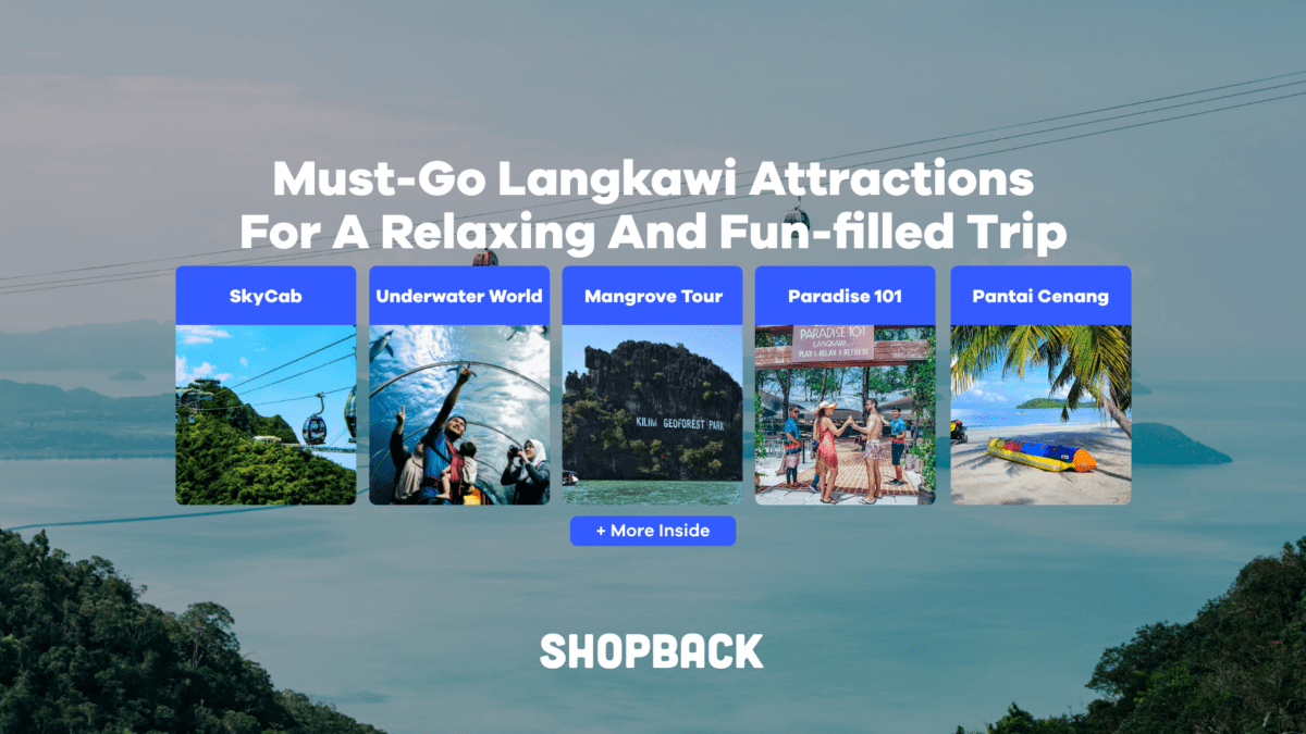 6 Must-Go Langkawi Attractions For A Relaxing And Fun-filled Trip