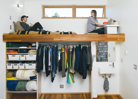 Small Space Living Hacks