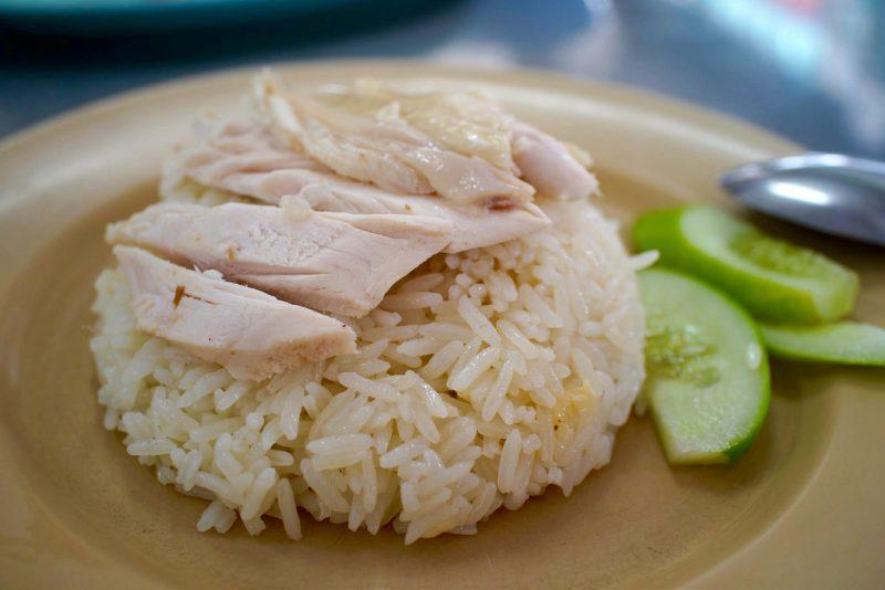 hainanese chicken rice rice cooker