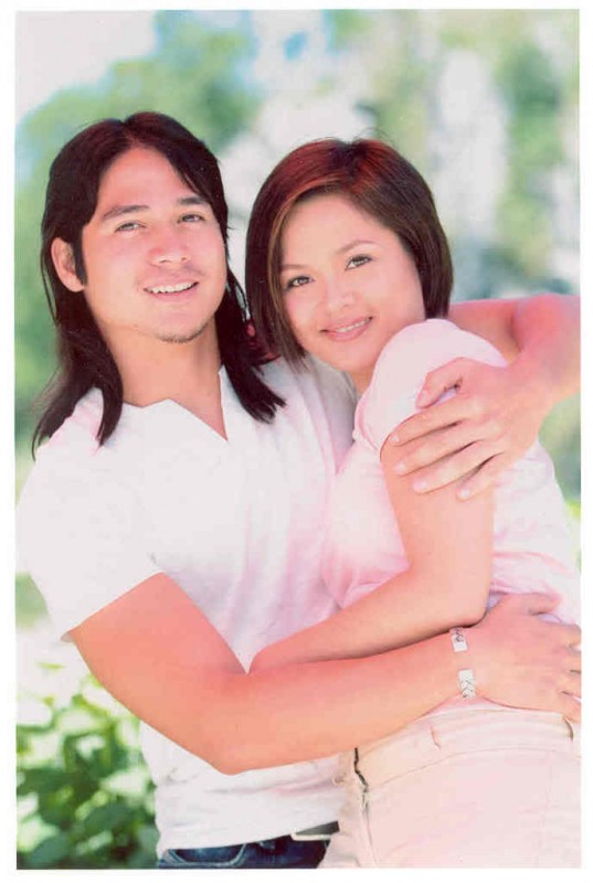 Juday and Piolo