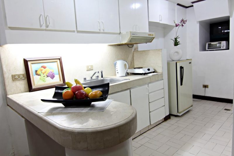 mpt suite kitchen