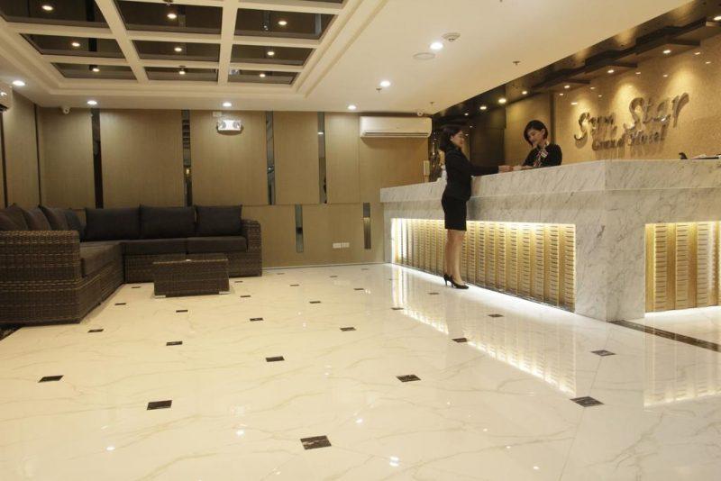 sun star grand hotel lobby