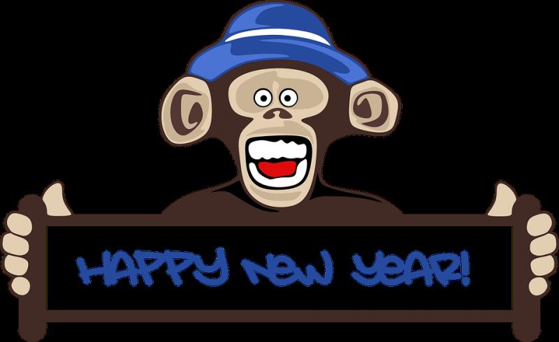 CNY Monkey