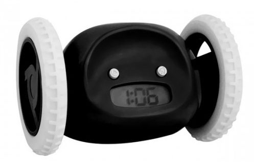 Digital Running Alarm Clock