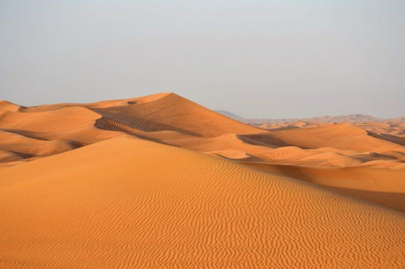 sand dunes pixabay
