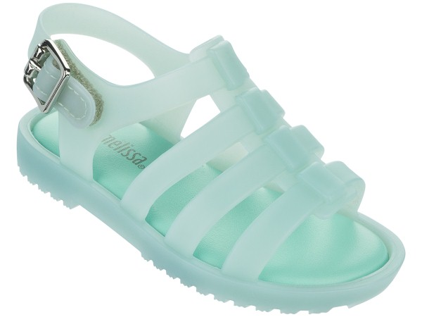 Mini Melissa Flox gladiator sandals for little ones