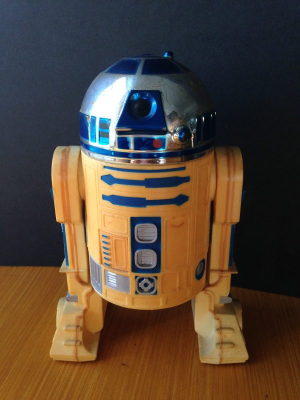 "Vintage 1978 Star Wars 12"" R2-D2 Figurine"