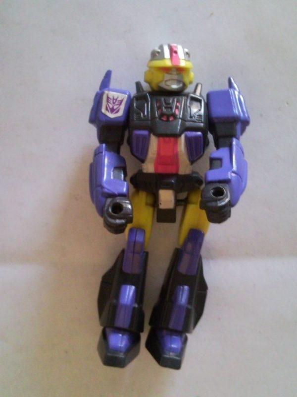 1990 Vintage Transformers G1 Krok Action Masters Figurine