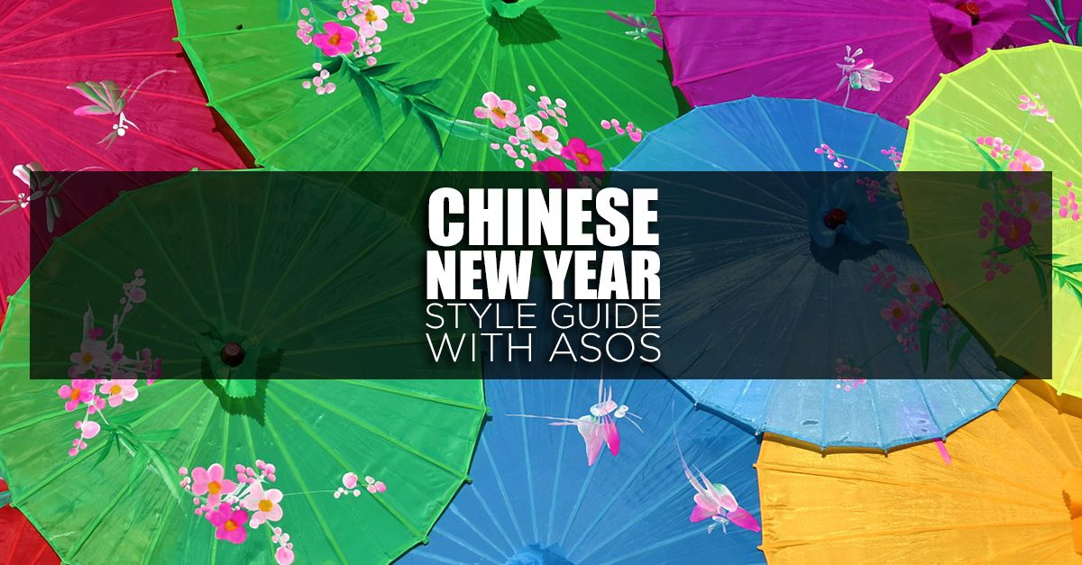 The Ultimate ASOS Guide to Chinese New Year Clothing