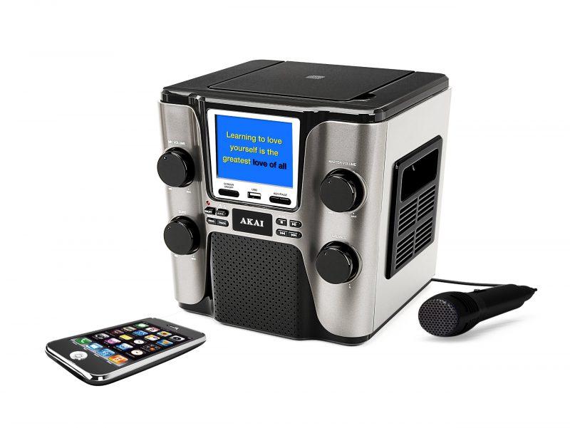 Akai KS505 Karaoke Player