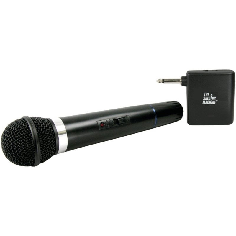 Singing Machine Wireless Microphone