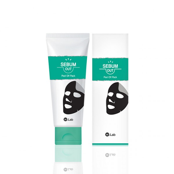 SEBUM-OUT Peel Off Pack