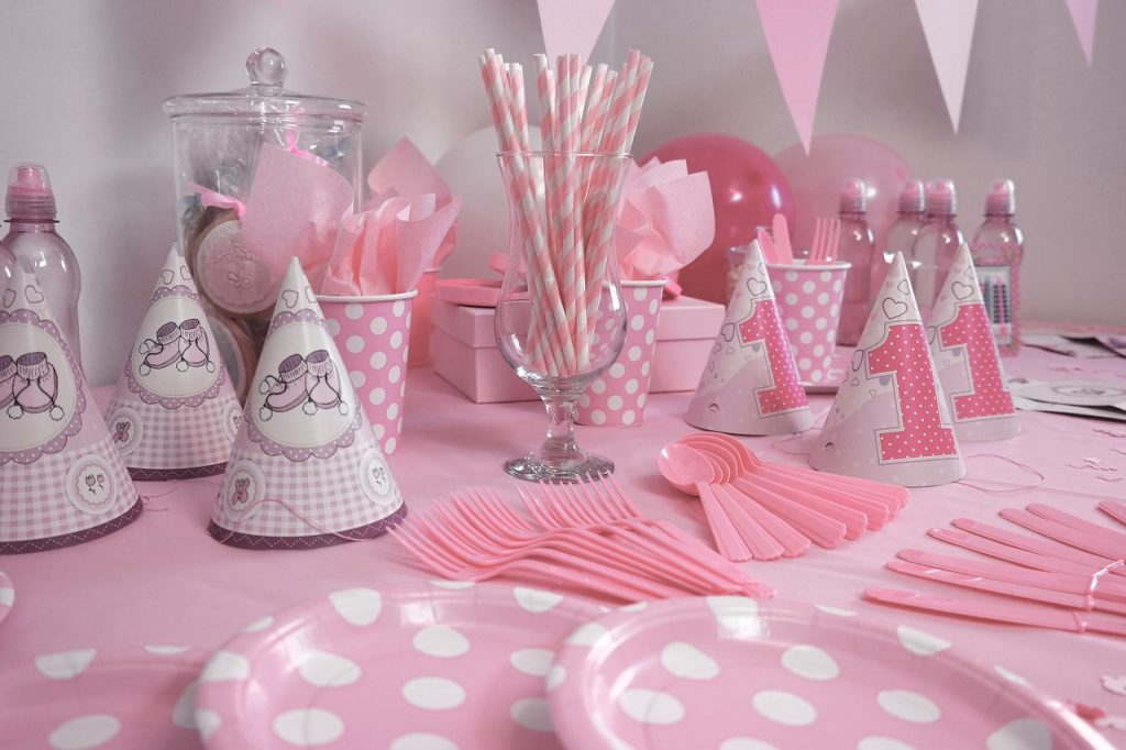 Party Decorations Ideas