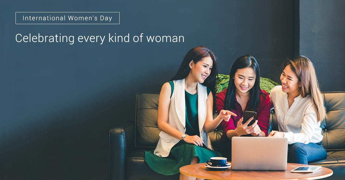Ladies, You Deserve It – Celebrate International Women's Day With These Great Brands!