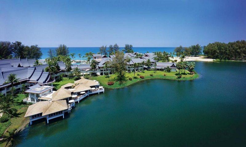 Outrigger Laguna Phuket Beach Resort, Thailand