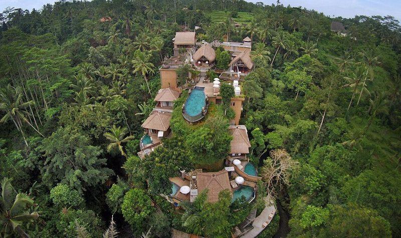 The Kayon Resort, Indonesia