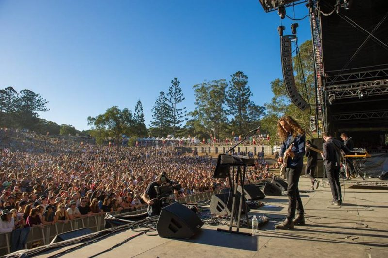 Splendour in the grass australia