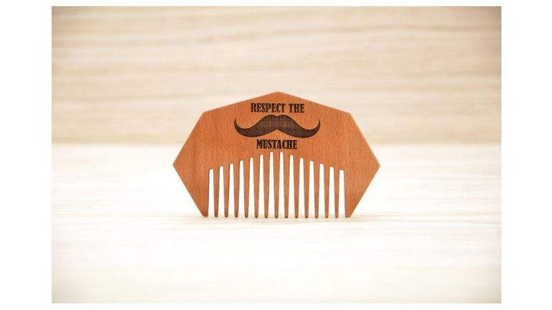 Facial Hair Comb