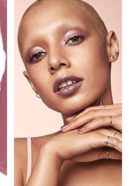 Inspiration #1: Lilac Monochrome