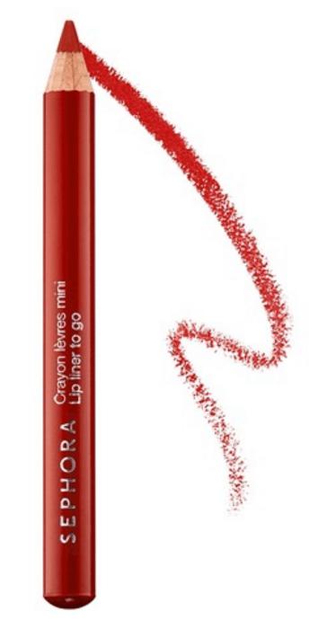 Nano Lip Liner – 03 Classic Red
