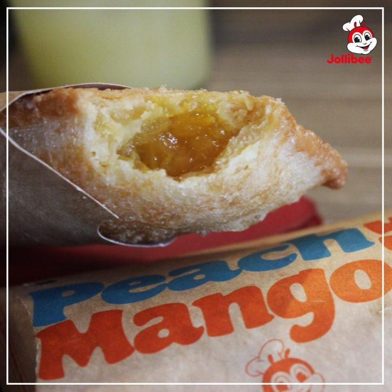 Jollibee Peach Mango Pie