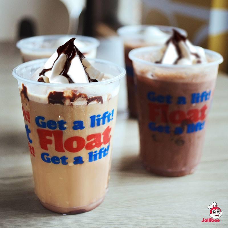 Jollibee Coke Float