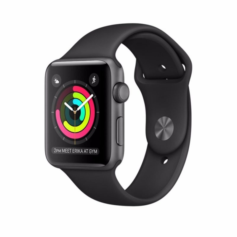 Apple Watch Series 1 38mm Space Gray Aluminum Case