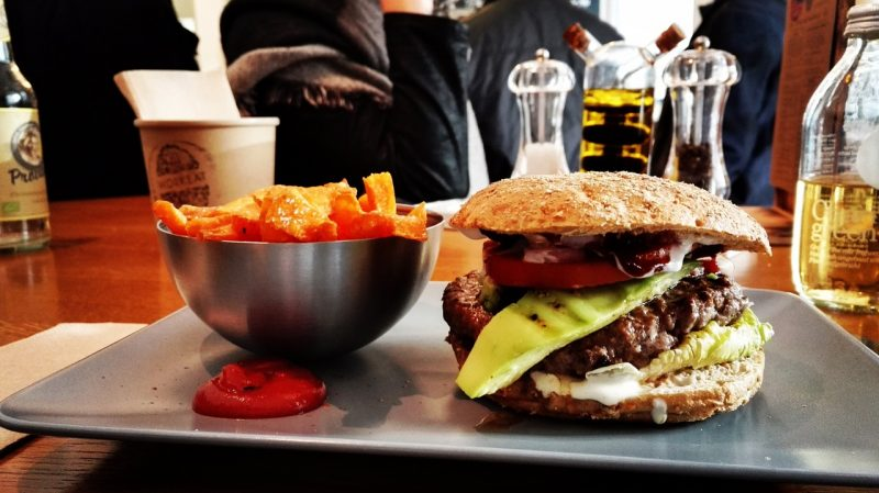 Foodpanda delivers fast food!